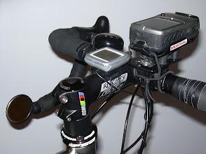 Photo: GPS mit Sicherungsleine