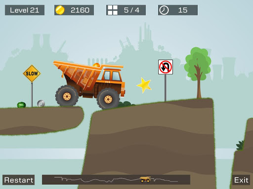 Big Truck --best mine truck express simulator game 3.51.52 screenshots 7
