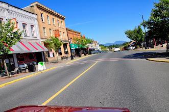 Photo: Passing through Ladysmith, BC