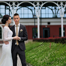 Wedding photographer Aleksandra Khlebnikova (YourAlexandra). Photo of 13.04.2016
