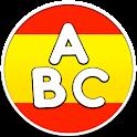 Spanish for kids free icon