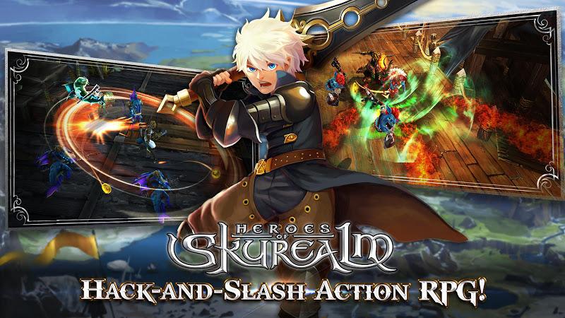 Heroes of Skyrealm v1.2.1 [Mod]