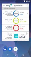 screenshot of Türk Telekom Online İşlemler