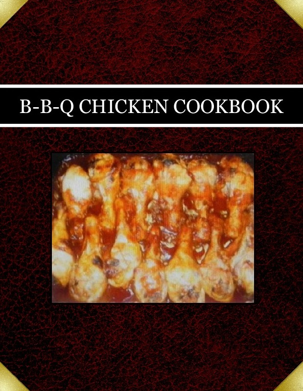 B-B-Q   CHICKEN COOKBOOK