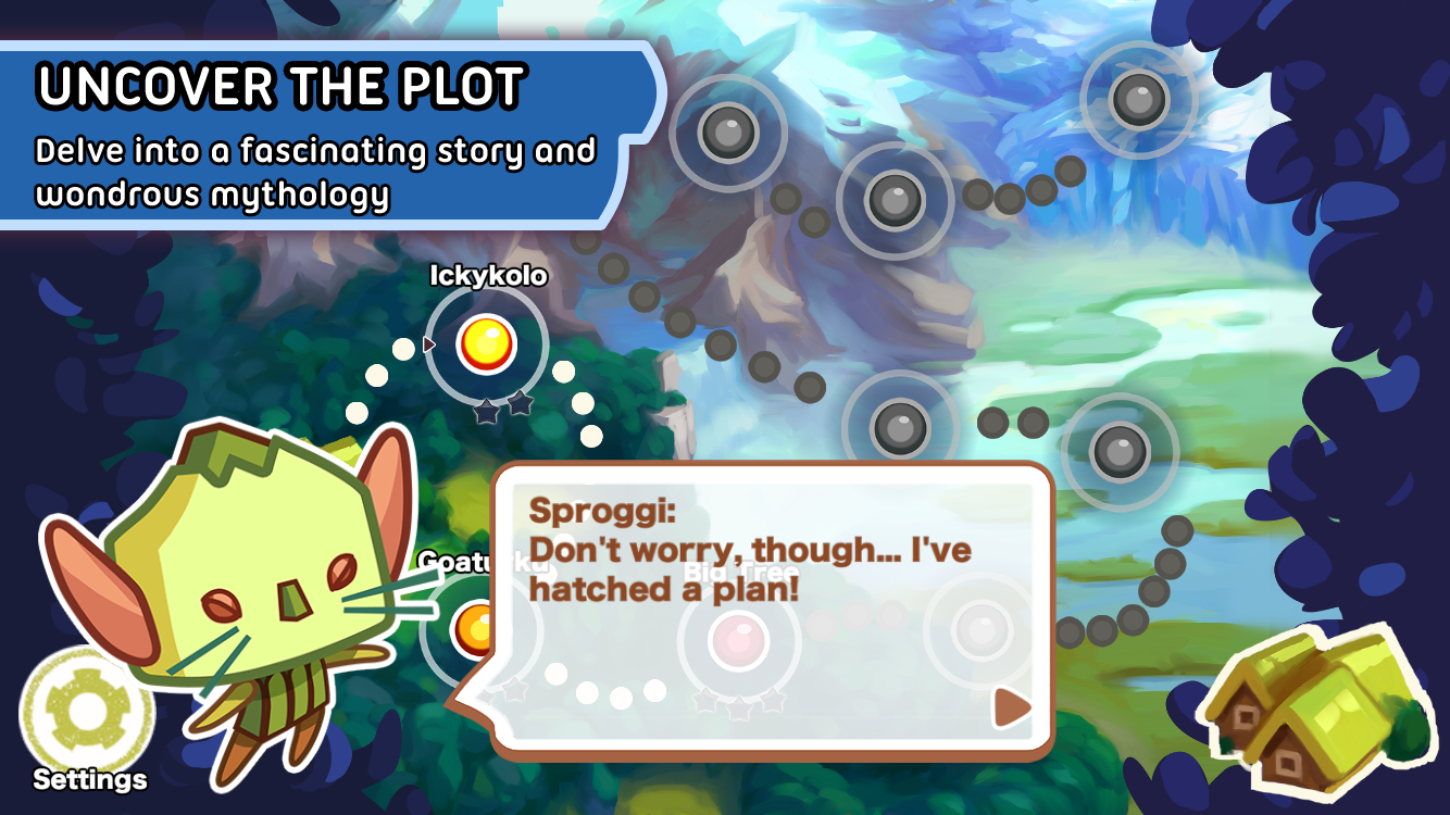 Sproggiwood screenshot #2
