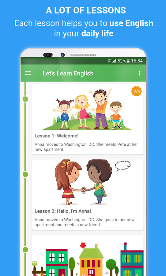 Learn English Speaking - VOA Learning English- screenshot
