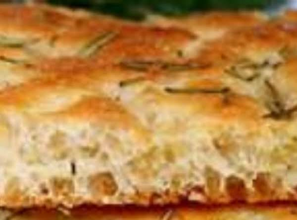 Easy Italian Focaccia Bread For A Crowd