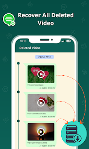 WhatsRecover PRO : Recover Deleted Messages & Status v1.2 Cracked APK 4