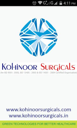 Kohinoor Surgicals