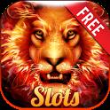 Fire Lion: Free Slots Casino icon