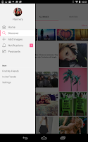 Screenshot of We Heart It