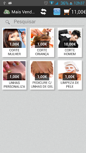 ZSPos Mobile screenshots 1