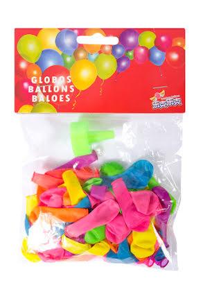 Vattenballonger, 100 st