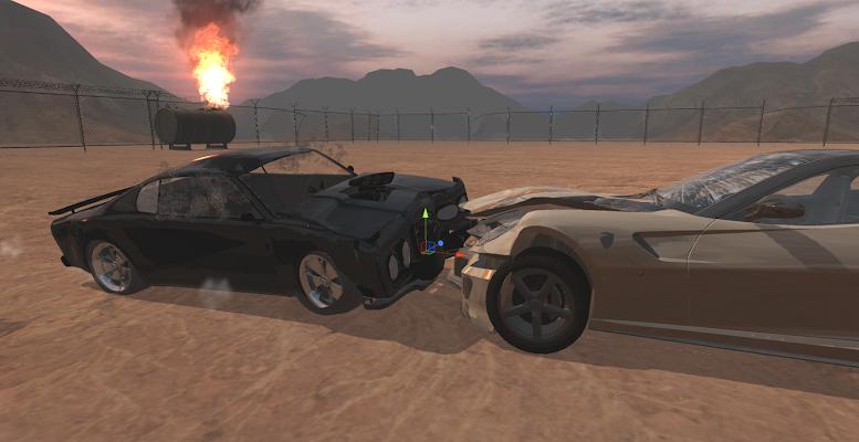 WreckRising: Car Crash Derby - screenshot