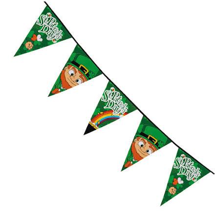 Flaggirlang, St Patricks day 8 m
