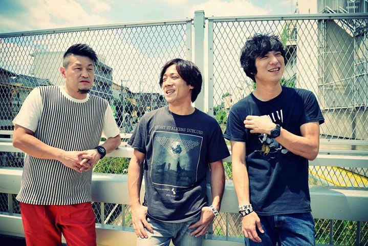 [迷迷演唱會] 大阪龐克巨匠 locofrank 成軍二十週年重磅襲台