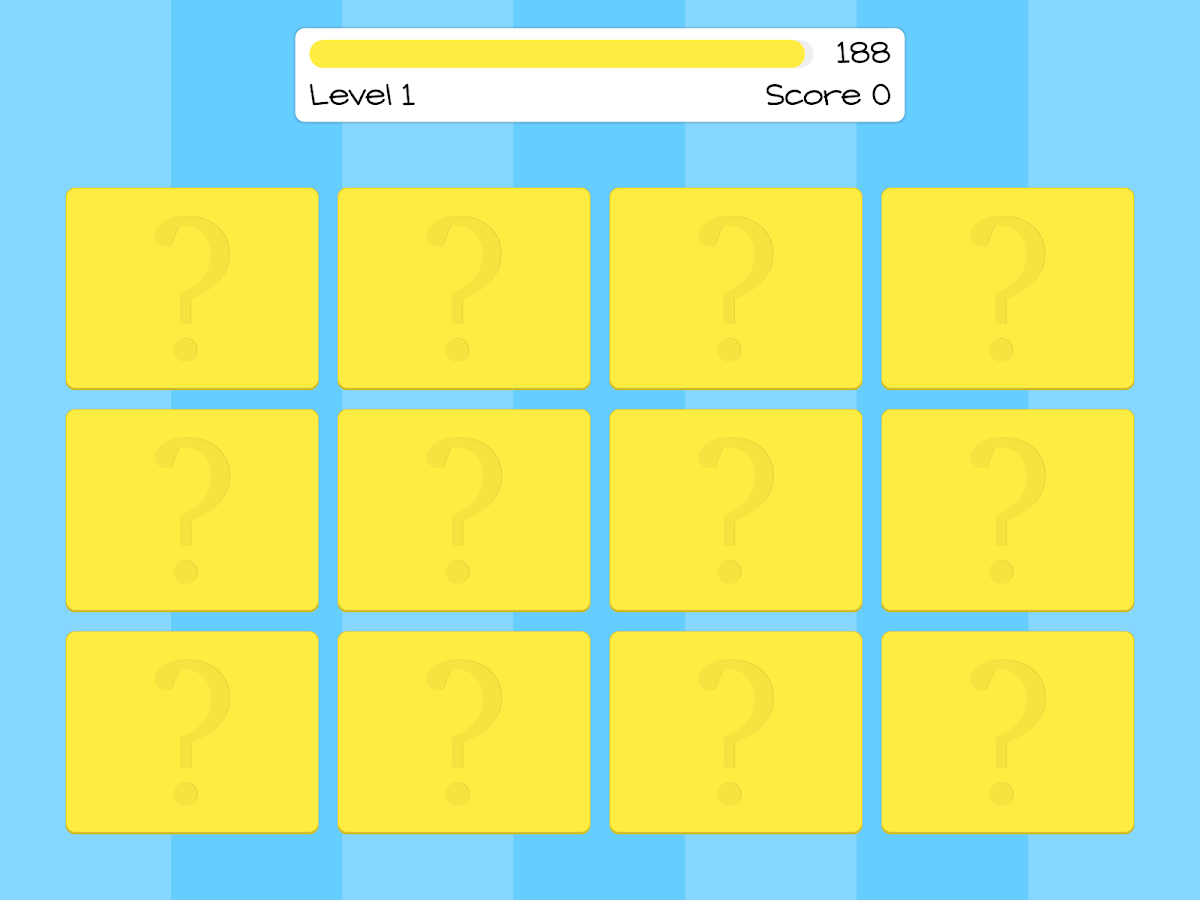 Kids Matching Game- screenshot