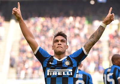 Un attaquant de l'Inter en route vers l'Atletico?