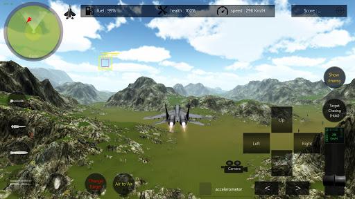 Air Scramble : Interceptor Fighter Jets 1.0.3.21 screenshots 8