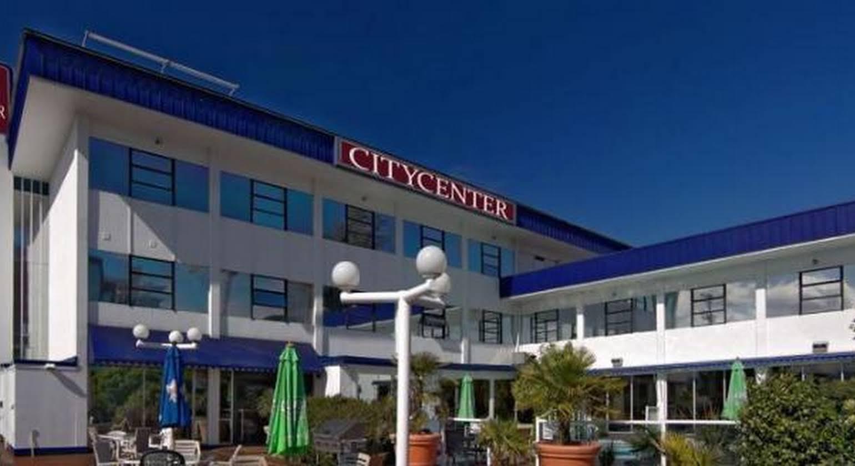Capital City Center Hotel
