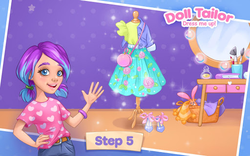 Fashion Dress up games for girls. Sewing clothes 4.0.7 screenshots 15