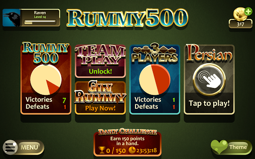 Rummy 500 1.12.1 screenshots 15