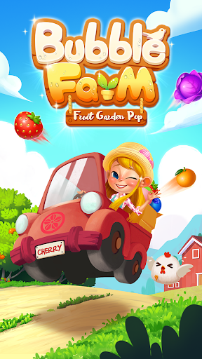 Bubble Farm - Fruit Garden Pop screenshots 14