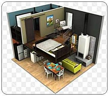 3d minimalist home plan 2017 android apps on google play for Minimalist house 3d