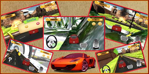Modern Car Driving Simulator