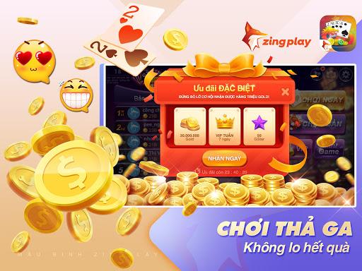 Poker VN - Mu1eadu Binh u2013 Binh Xu1eadp Xu00e1m - ZingPlay apktram screenshots 10