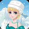 العاب تلبيس ملكة الثلج - العاب بنات APK