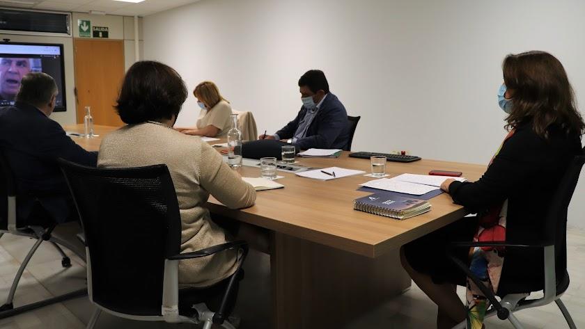 Imagen de la Mesa de Interlocución Agraria de Andalucía.