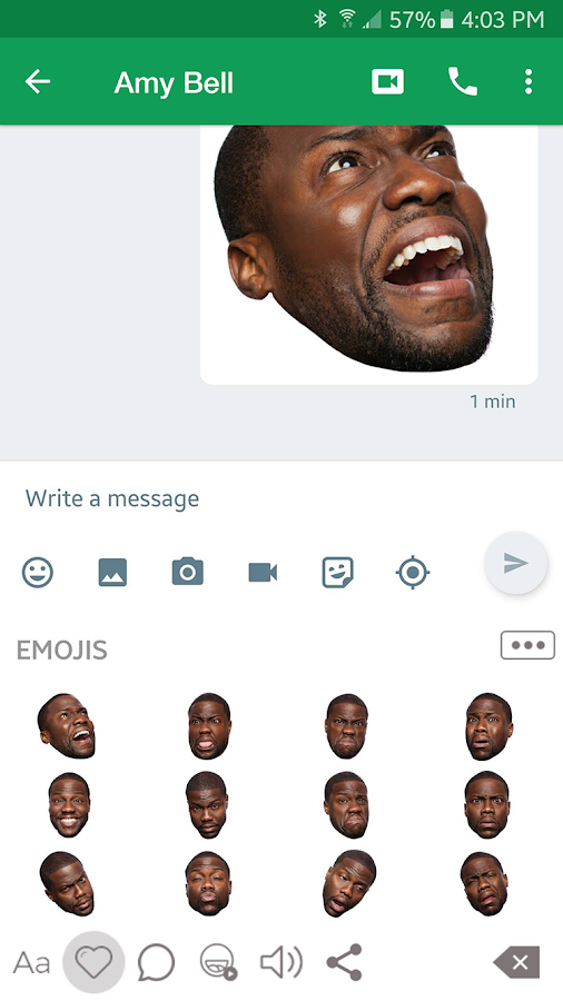 KEVMOJI by Kevin Hart- screenshot
