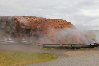 Photo: Deildartunga heetwaterbronnen
