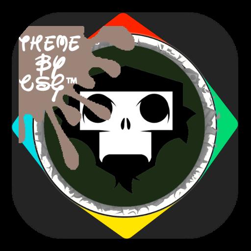 Tema   Monkey Camouflage   X