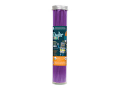 3Doodler Start Eco-Plastic - 100 Strand Tube - Punk Star Purple