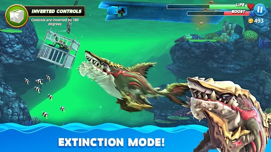 Hungry Shark World (MOD, Unlimited Money, Diamonds) v4.2.0 1