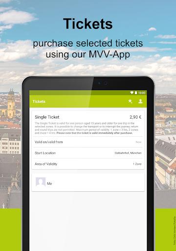 MVV-App – Munich Journey Planner & Mobile Tickets 5.34.13648 screenshots 12