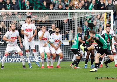 """Le Cercle a repris confiance après le match contre le Standard : """"Nous avons été l'équipe qui a montré le plus sur le terrain"""""""