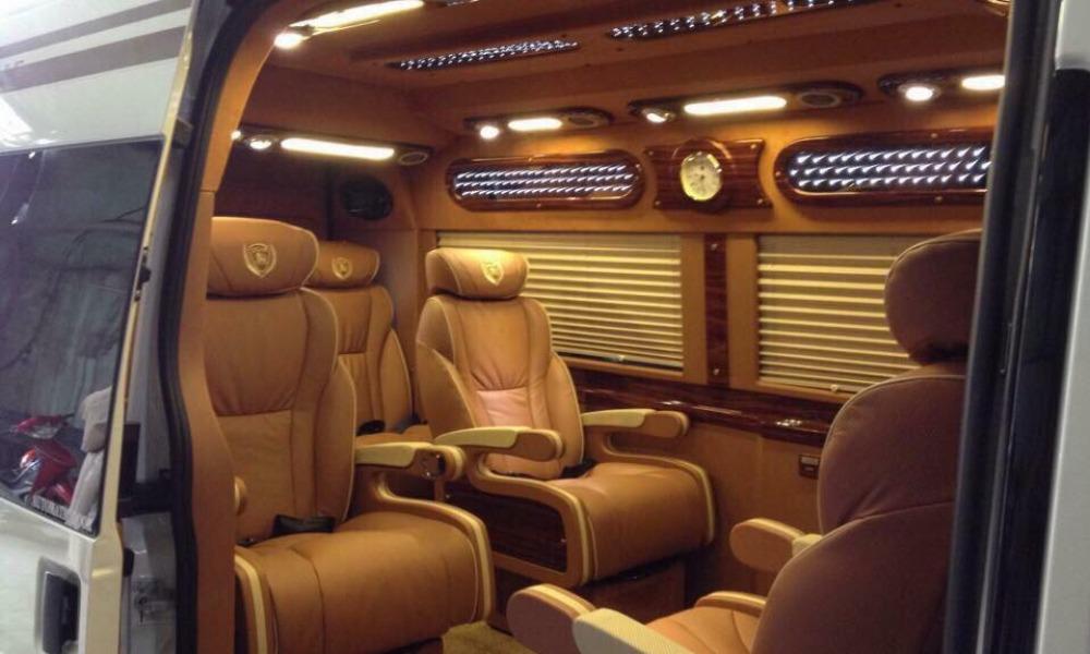 Xe limousine Nha Trang đi Buôn Ma Thuột: Thịnh Phát Tuấn Anh