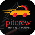 Pitcrew: Car Service& Tracking icon