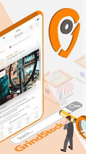 Grindstock - Hiring and job searching made easy screenshot 1