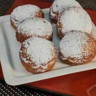 Copycat Dunkin Donuts' Vanilla Cream Filled Donuts