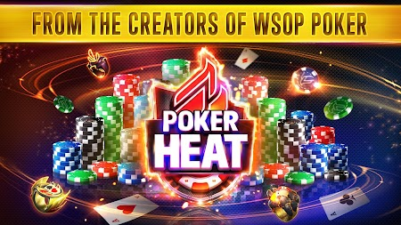 Poker Heat™ - Free Texas Holdem Poker Games APK screenshot thumbnail 4