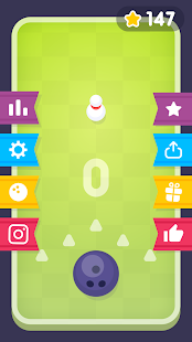 Pocket Bowling Screenshot