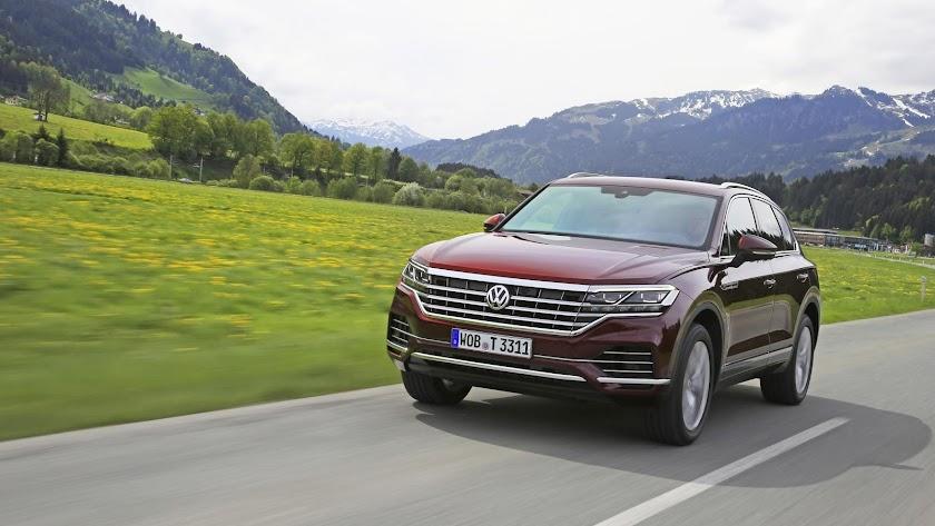 Nuevo Touareg: dinámica y tecnología superior para el nuevo SUV de Volkswagen