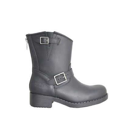 Boots svart - Johnny Bulls