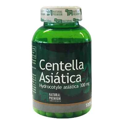 centella asiatica 60capsulas natural premium