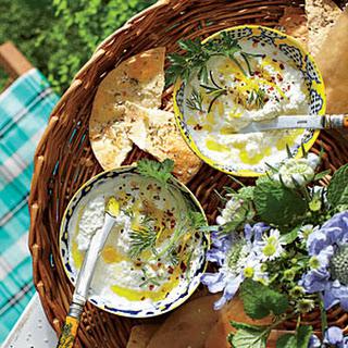 Buttermilk-Ricotta Cheese Dip.