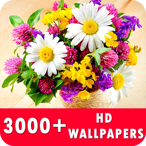 Flower Live Wallpapers HD